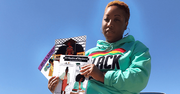 HBCU Grad Returns with First Ever Adult Coloring Book Celebrating Black Colleges