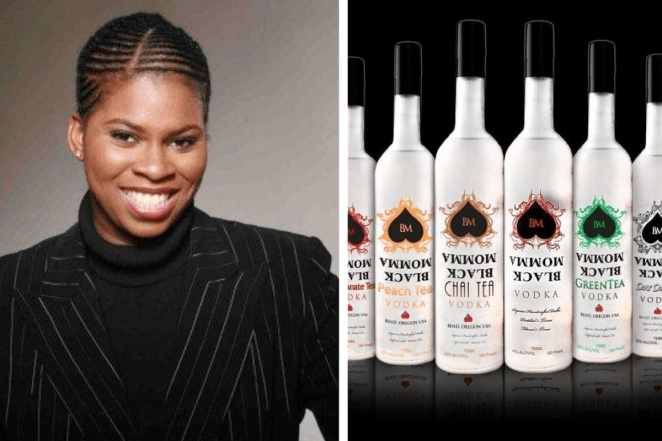 Founder Of Black-Owned Vodka Brand Black Momma To Open Cafe And Bar