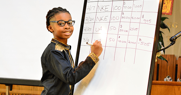 New Financial Literacy Curriculum Teaches Black Youth How to Invest in the Stock Market