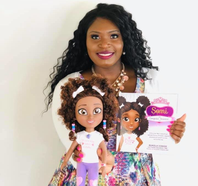 Black Woman Invents First Computer Science Education Doll
