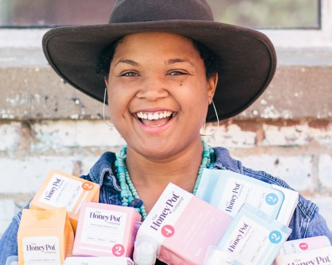 The Honey Pot Company founder Beatrice Feliu Espada