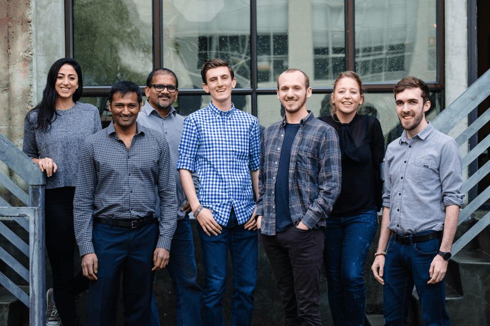 RapidAPI's SF team