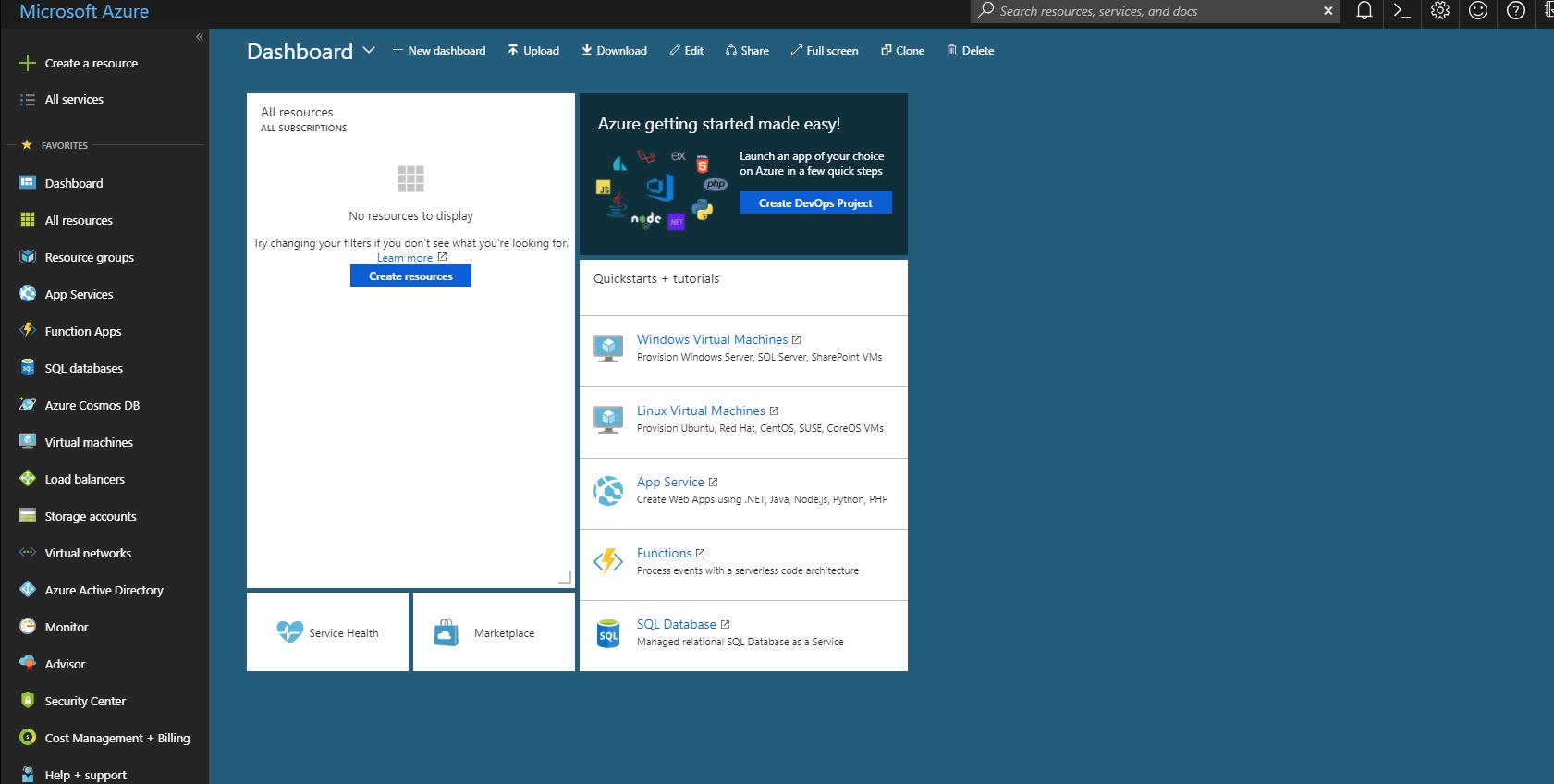 AWS Microsoft APIs on RapidAPi