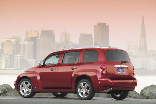 2011 chevrolet hhr lt reviews