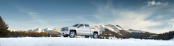 2015 Silverado_Snowy Mountains