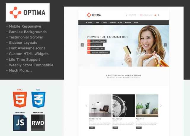 premium weebly themes review