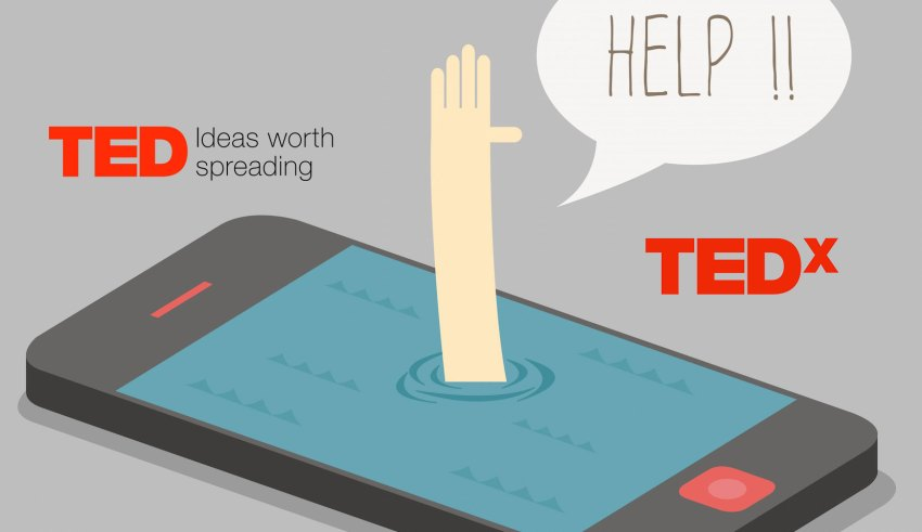 ted talks smartphone addiction