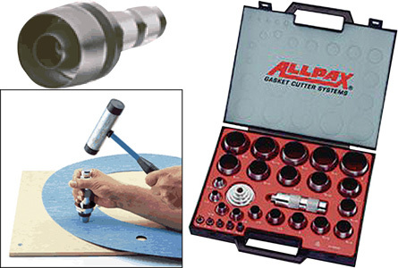 Gasket Cutters from Allpax
