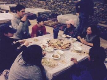 Israel-D2-dinner