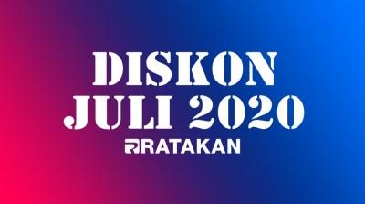 Diskon Produk Digital Ratakan 4 – 7 Juli 2020