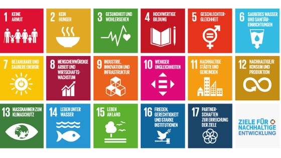 Agenda 30 - Ziele für eine nachhaltige Entwicklung weltweit