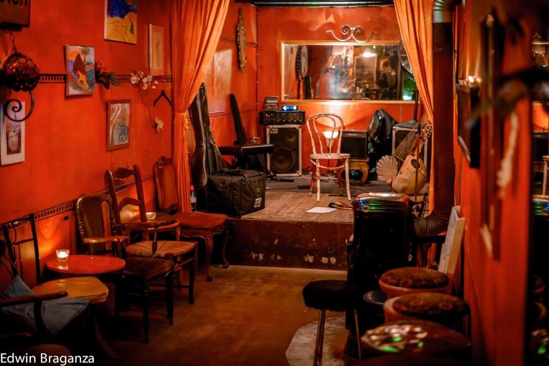 Mobile Blues Club in Hamburg