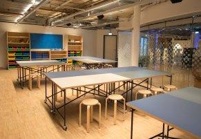Technikstudio im Universum Bremen