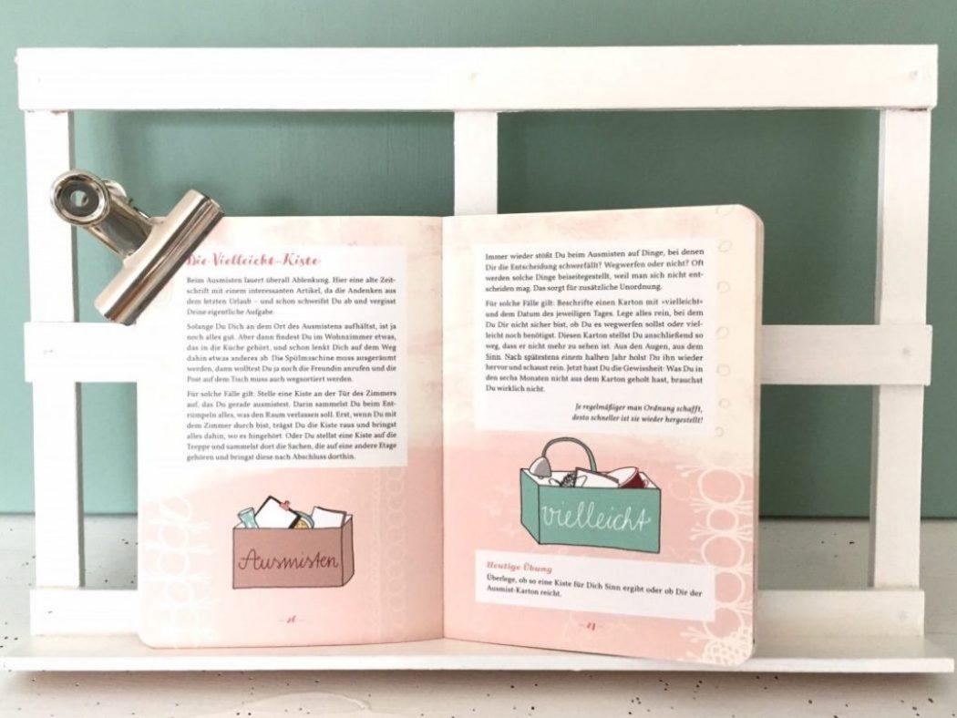 ein ordnungsbuch martina goernemanns raumseele blog. Black Bedroom Furniture Sets. Home Design Ideas