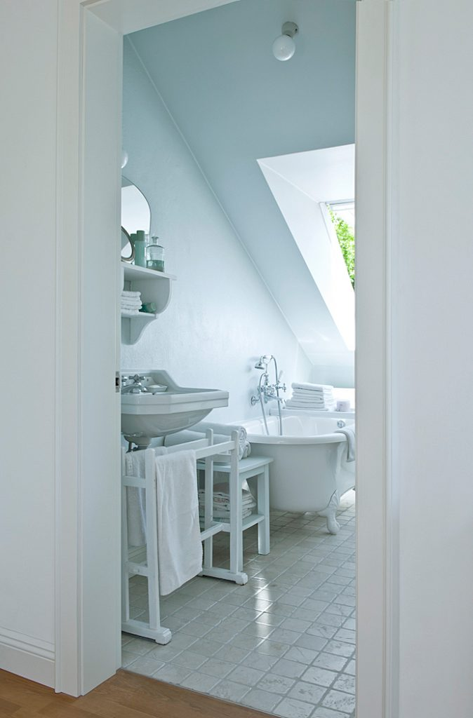 Badezimmertipps für Faule