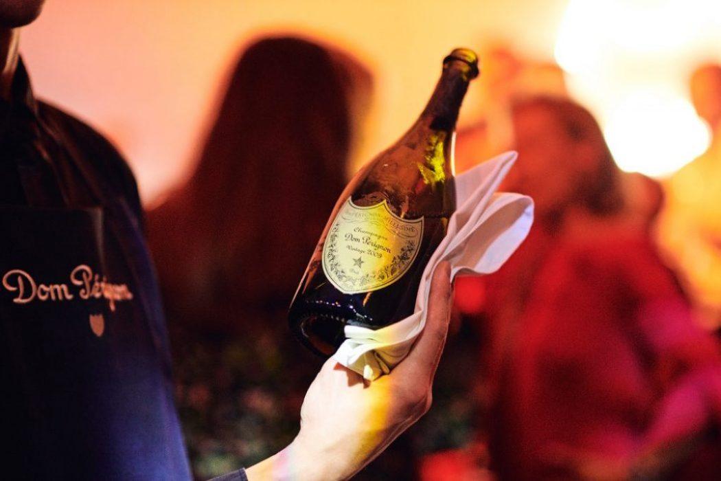 champagner dom pérignon