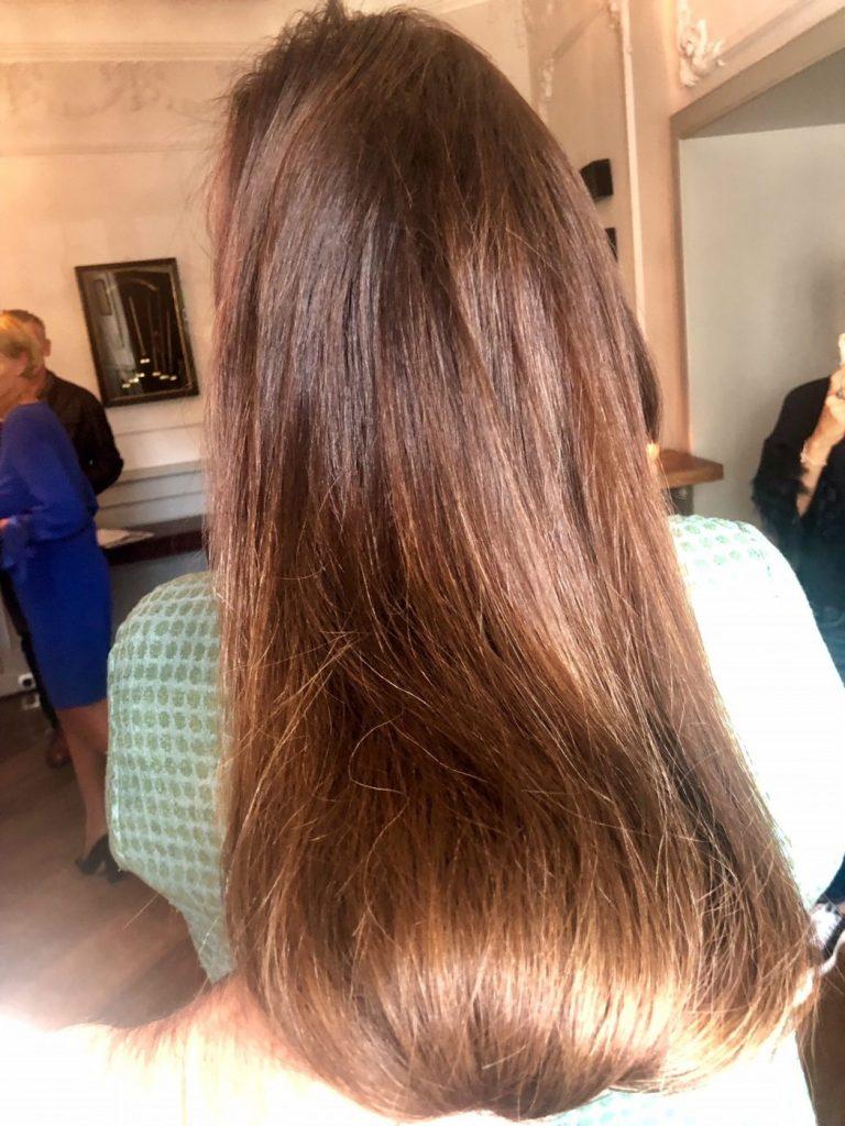 Ab heute nur noch schöne Haare