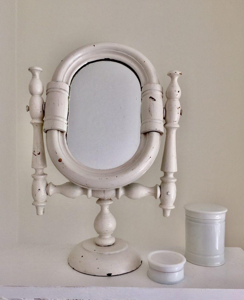 Es macht Spass, beim Blick in den Spiegel keine Falten zu sehen.