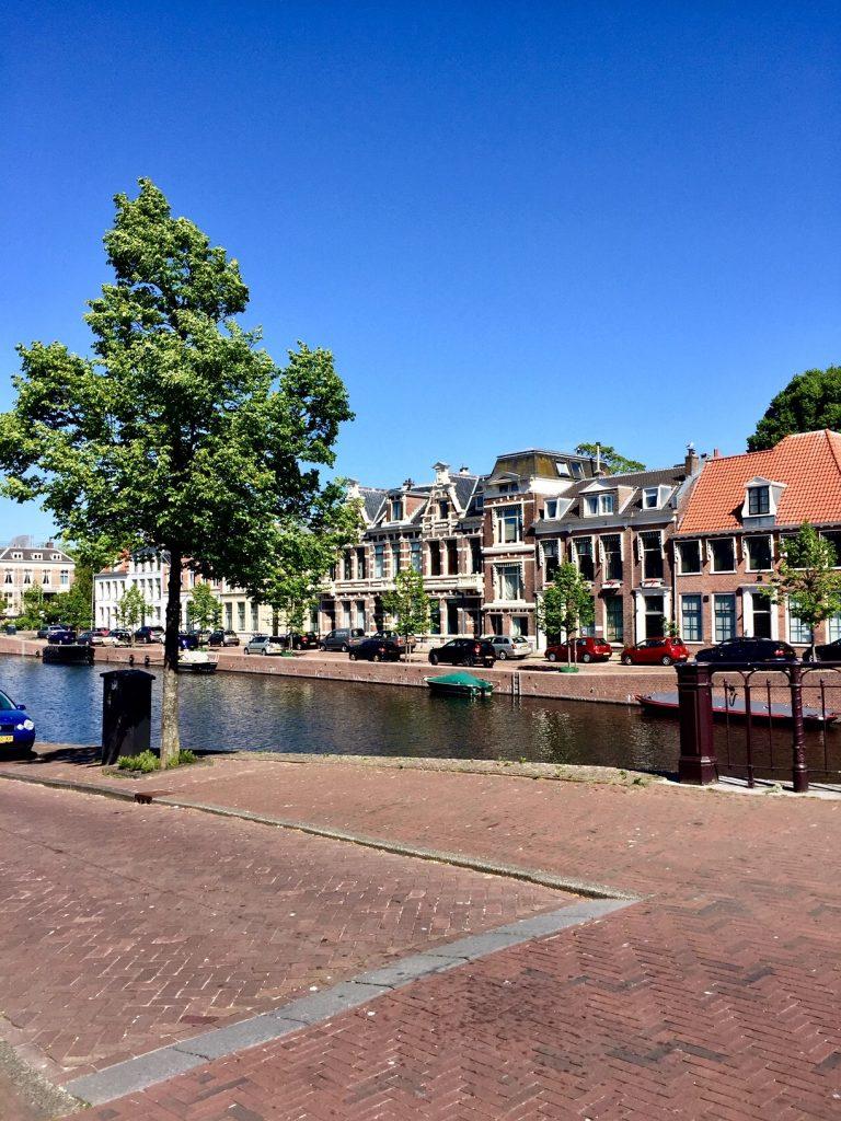 shopping in Haarlem ist gemütlich