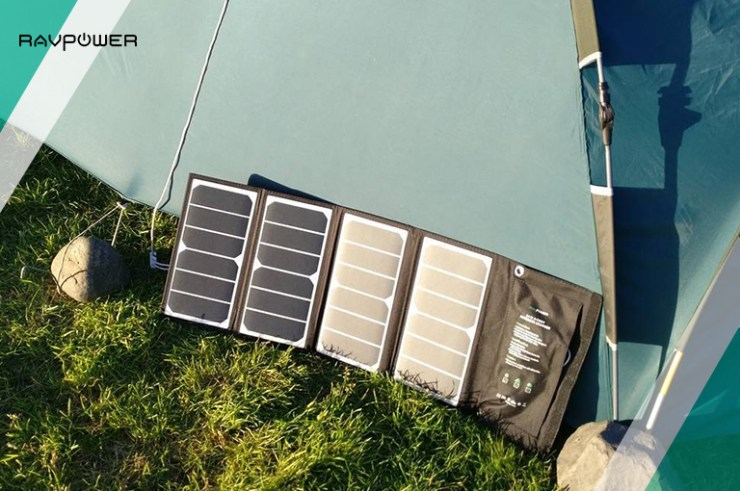 ysimonx instagram solar charger tent