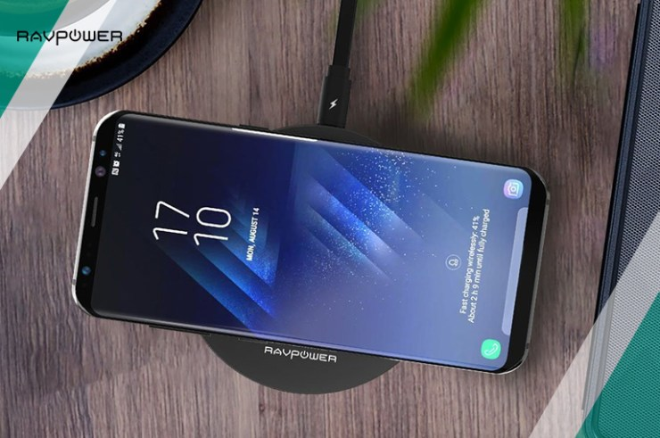 Qi Wireless Charging Technology RAVPower Samsung Inductive
