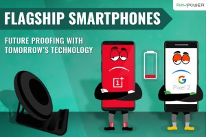 Google Pixel 2 OnePlus 5T Wireless Charging Future-Proof Smartphones
