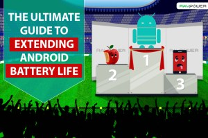 Android iPhone iOS Samsung LG Huawei Stadium Medal Placing Gold Crowd Cheering Cartoon Blog Banner