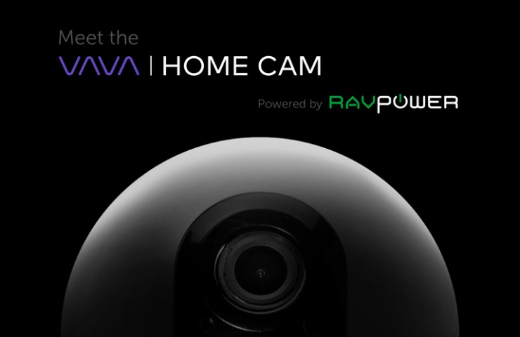 RAVPower Is Powering the VAVA Home Cam with State of the Art Long Lasting Li-Ion Battery