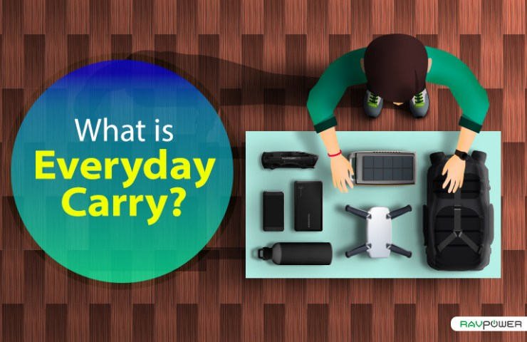 EDC Essentials Everyday Carry every day carry EDC pack Everyday Carry (EDC)