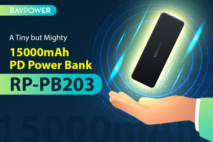 RAVPower Power Bank RP-PB203
