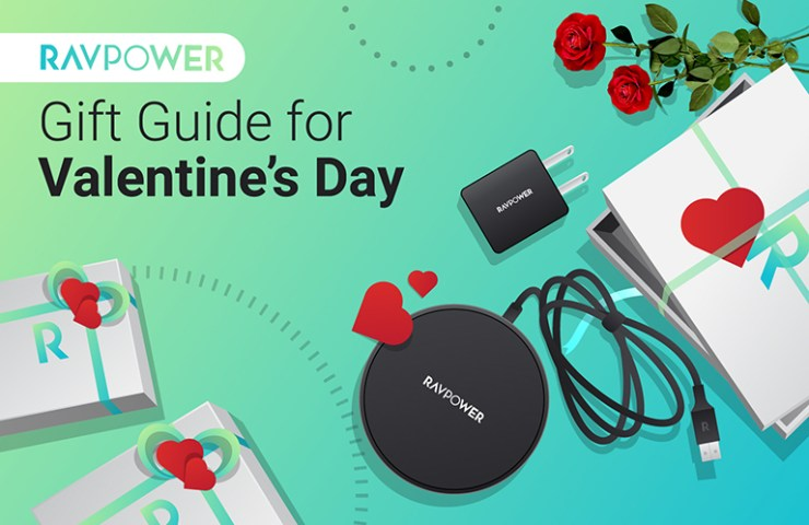 BLOG COVER RAVPower Gift Guide for Valentine's Day