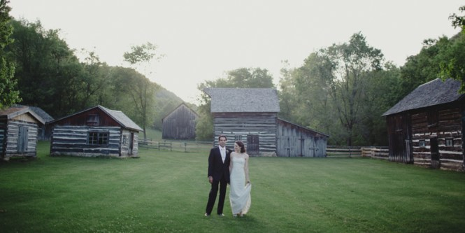 Barn Wedding Venues Michigan