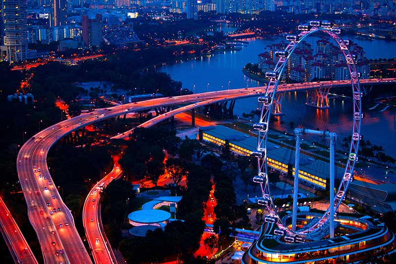 Singapore Flyer Travel Tips And Experience Rayna Tours