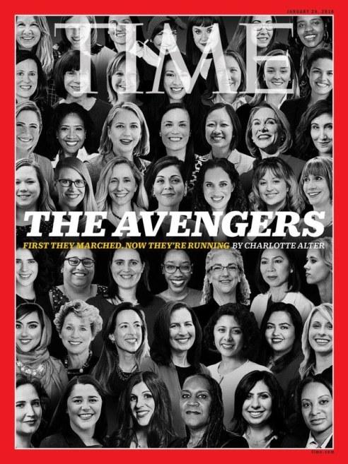 R. Dione Foto TIME Cover