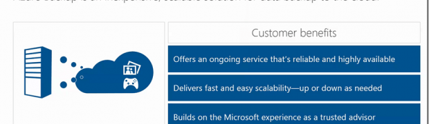 Microsoft Azure Backup - Simple and reliable cloud-integrated backup as a service