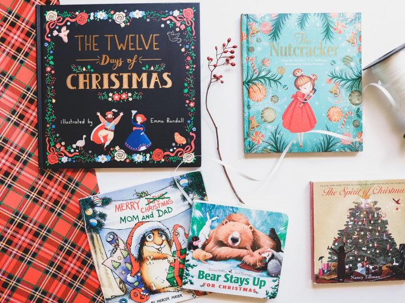 Our Favourite Children's Christmas Books