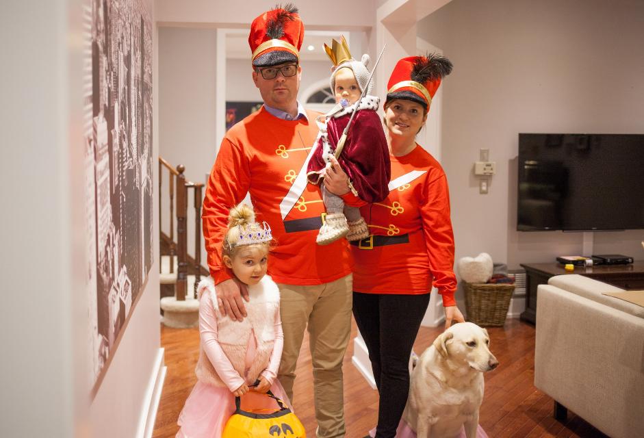 The Nutcracker Halloween Costumes