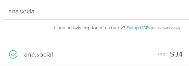 Custom Domain URL Shortener Lookup