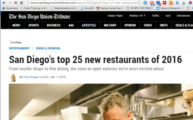 San Diegos top 25 new restaurants example