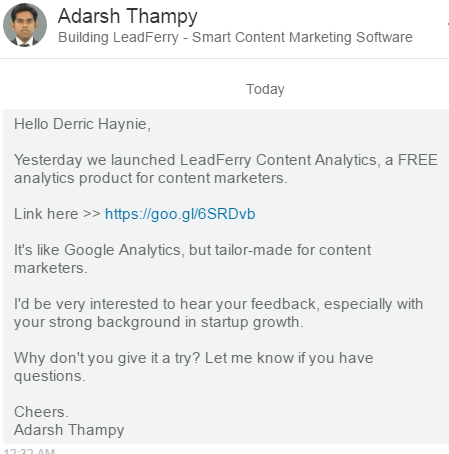 Use_Branded_Short_Links_in_LinkedIn_Messages