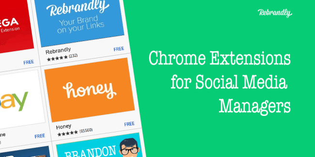 Chrome-extensions-Social-media