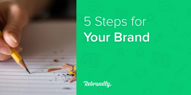 5 Steps to Build Your Personal Brand
