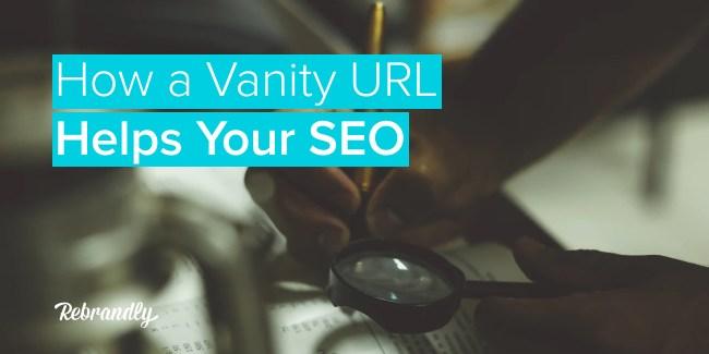 Vanity URL SEO