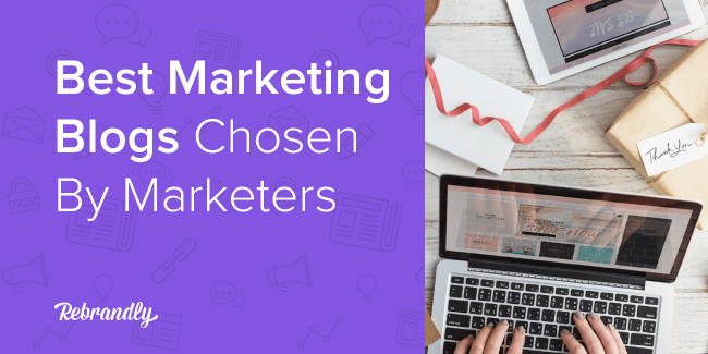bc22f54bd37ba 18 of the Best Marketing Blogs  As Chosen By Marketers