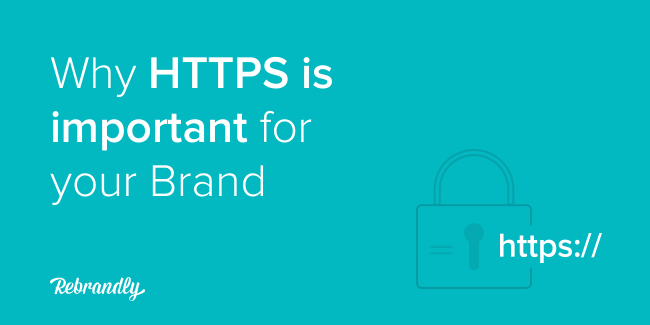 https for custom short links - why is it important graphic