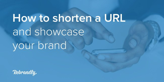 how to shorten a url
