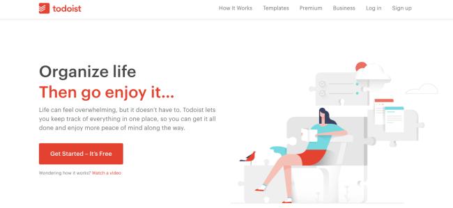 todoist - Productivity App 2019