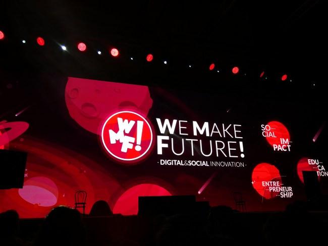 WMF backdrop