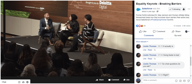 How to Go Live on Facebook Deloitte