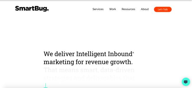 smartbug best inbound marketing agencies